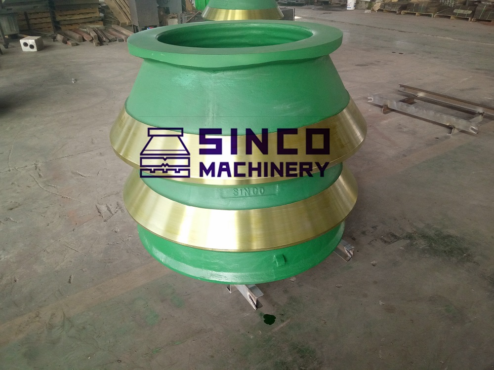 METSO HP400 HP300 CONE CRUSHER PARTS